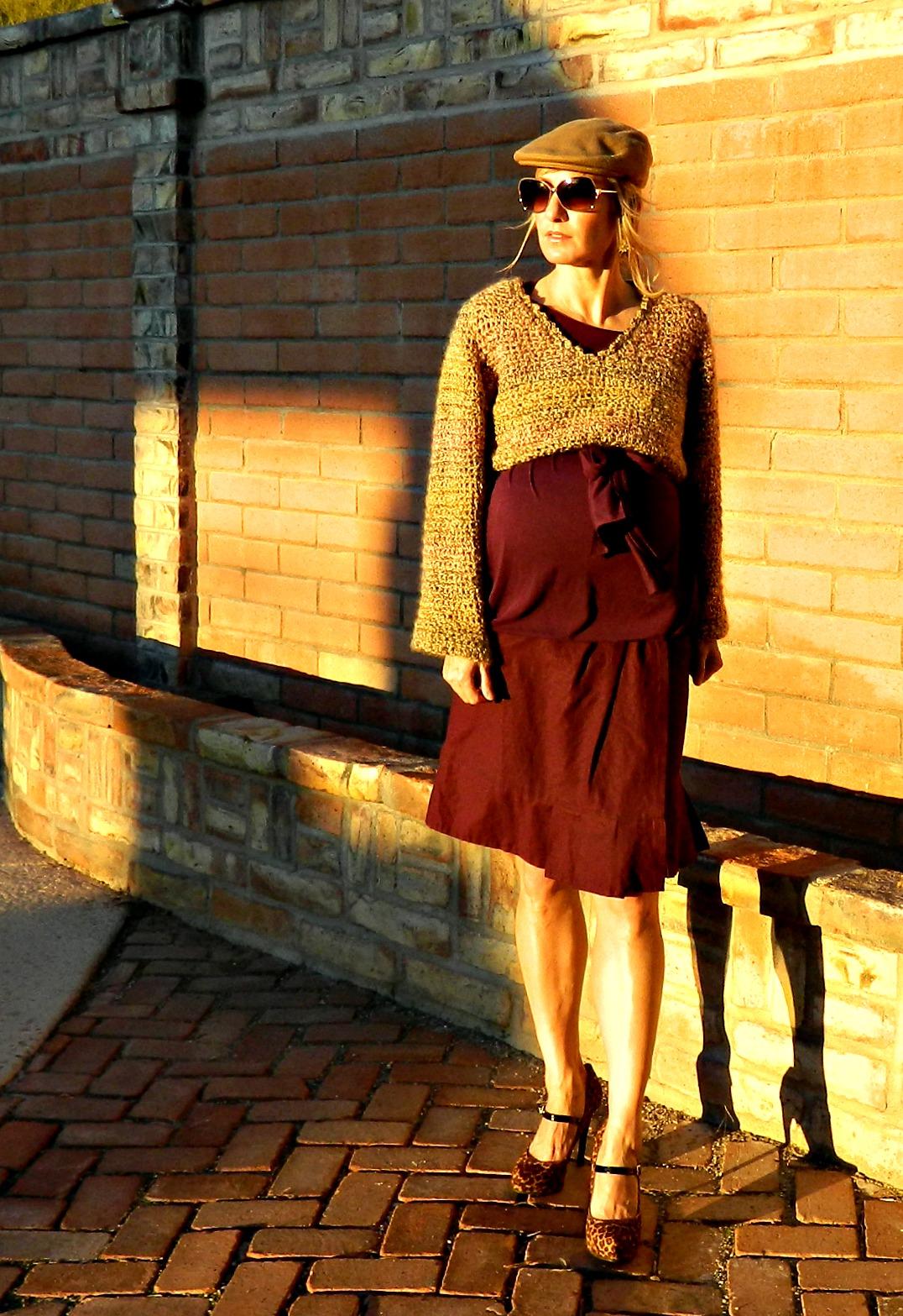 maternity fall winter