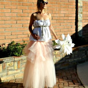 wedding dresses for pregnant women