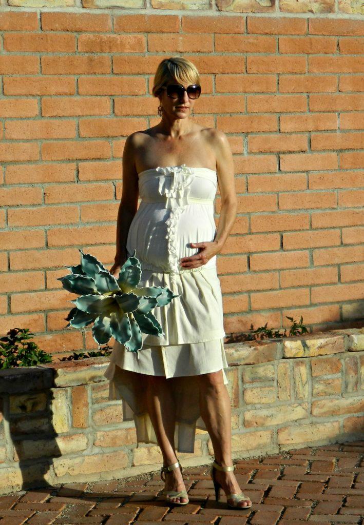 Affordable Maternity Wedding Dresses Bridal Separates Sophie ...