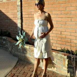 affordable maternity wedding dresses